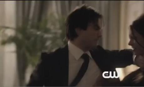 New Vampire Diaries Promo: Got Wood?