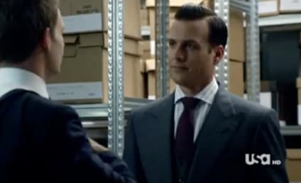 TV Fanatic Staff Selection, Take 1: Harvey and Mike for Most Dynamic Duo!