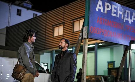 A Lost College Student - Arrow Season 5 Episode 1