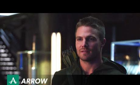 Arrow Sneak Peek: Packing Up for Corto Maltese