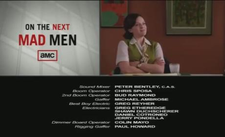 """Mad Men Episode Preview: """"Mystery Date"""""""