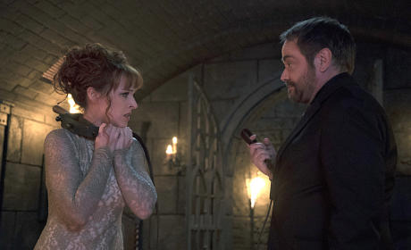 Crowley is the master - Supernatural Season 11 Episode 10