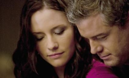 """Mark and Lexie in For """"Slow Journey"""" on Grey's Anatomy"""