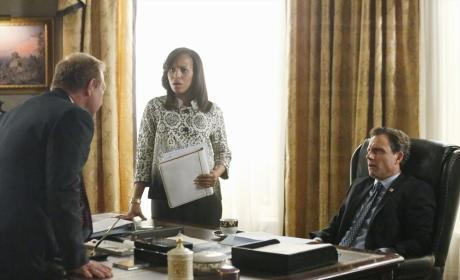 Olivia & Fitz Look Shocked