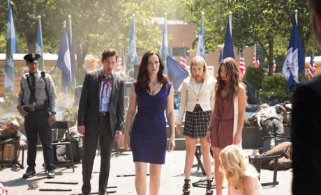 Vampire Diaries Season Premiere Pic - The Vampire Diaries