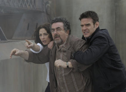 Watch Warehouse 13 Season 2 Episode 1 Online