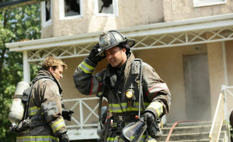 Taylor Kinney Teases Chicago Fire Season 4, Goes Gaga for American Horror Story