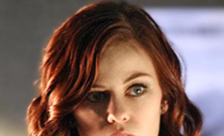 Cassidy Freeman Previews Evil Tess on Smallville