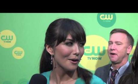 Daniella Pineda Interview