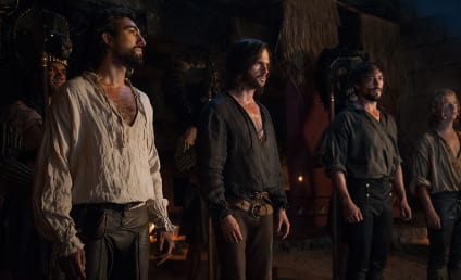 Da Vinci's Demons Review: Temple of Doom