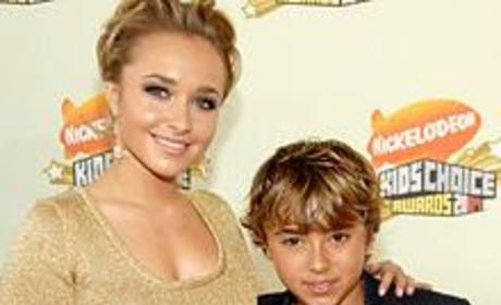 Hayden and Jansen Panettiere