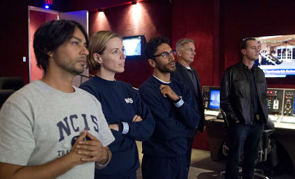 NCIS Holiday Preview: Sean Murray on Gibbs' Rules, Seeing Ziva, Big Twists in 2015