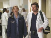 Meredith and Derek Shepherd