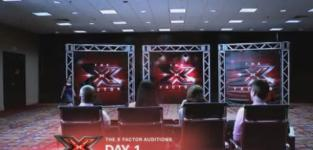 The X-Factor First Look: A New Simon Cowell?!?