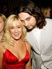 Constantine Maroulis and Kellie Pickler
