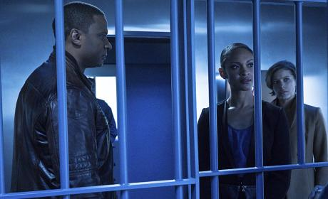 Amanda Waller - Arrow Season 4 Episode 11