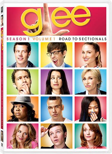 Glee DVD