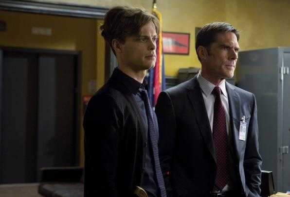 Reid and Hotchner
