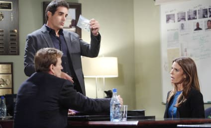 Days of Our Lives Review: Chase Rapes Ciara