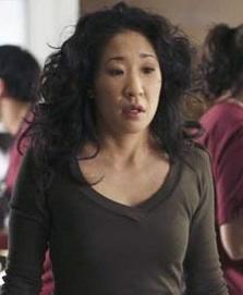 Cristina Maintains Focus... Barely