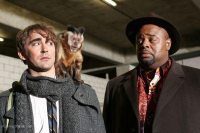Good Monkey...
