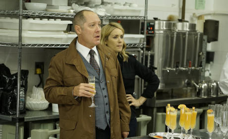 Getting Closer - The Blacklist