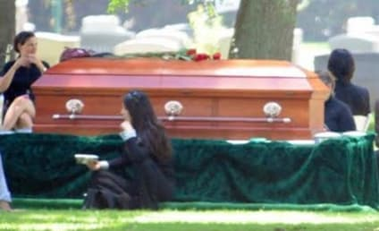 Grey's Anatomy Spoilers: George's Coffin