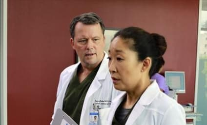 Grey's Anatomy Sneak Peeks: I'm Laughing, Just Not Externally