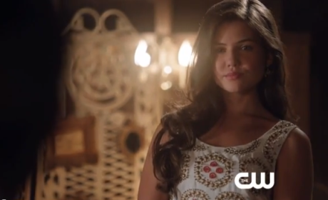 The Originals Clip - Elijah and Davina