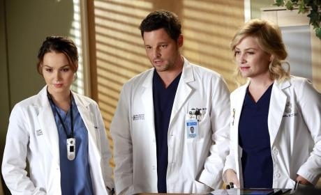 Grey's Anatomy Review: Step Forward