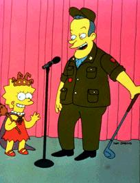 Bob Hope on The Simpsons