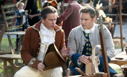 Hart of Dixie Return Photos: It's Pioneer Day!