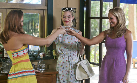 Cheers!  - Hart of Dixie Season 4 Episode 3