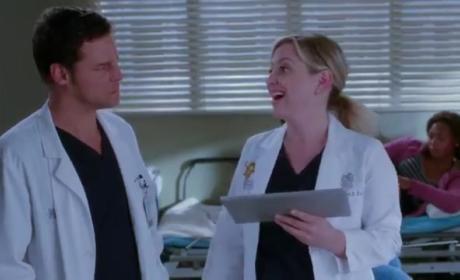 Grey's Anatomy Season 11 Gag Reel: What's So Funny?