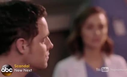 Grey's Anatomy Season Finale Teaser: What Will Happen Next?!?