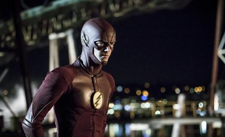 Ooooh. Don't Mess with Me, Either! - The Flash Season 3 Episode 1