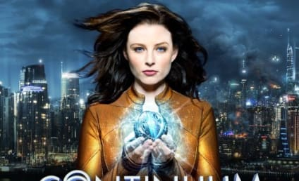 Continuum: Renewed for Season 3