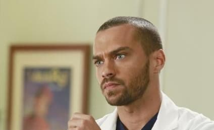 Grey's Anatomy Q&A: Jesse Williams on Becoming the New Boss