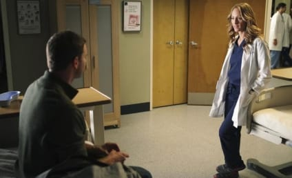"""Grey's Anatomy Review: """"Adrift and at Peace"""""""