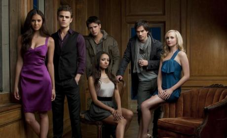 L.J. Smith: Thrilled with The Vampire Diaries!