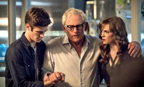The Flash Post-Mortem: New Firestorm, Crossover Scoop & More