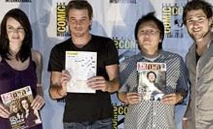 Heroes Cast is Front and Center at Comic-Con International