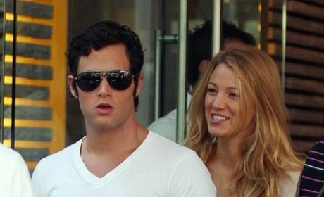 Blake and Her Boyfriend