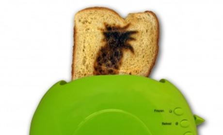 Psych Giveaway: A Toaster and A Snuggie!