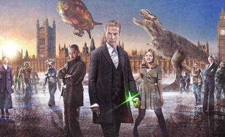 Doctor Who: Watch Season 8 Episode 1 Online
