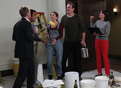 Watch How I Met Your Mother Season 7 Episode 6 Online