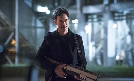 The Man - The Flash Season 2 Episode 23