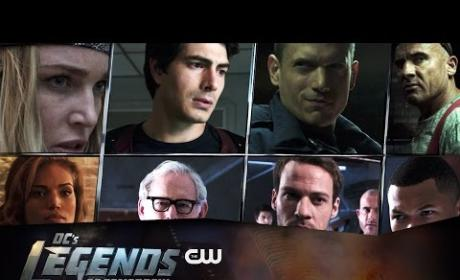 Legends of Tomorrow Trailer: Let's Kick Some Ass!