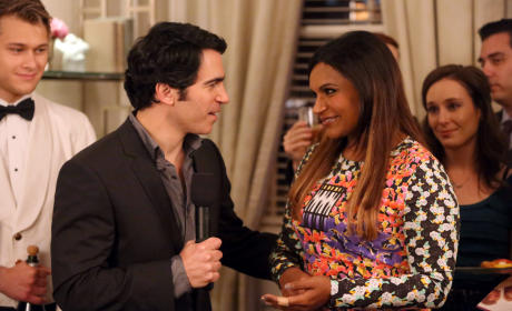 The Opening Party - The Mindy Project