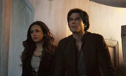 The Vampire Diaries Season Finale Scoop: Flash Forward to Come!